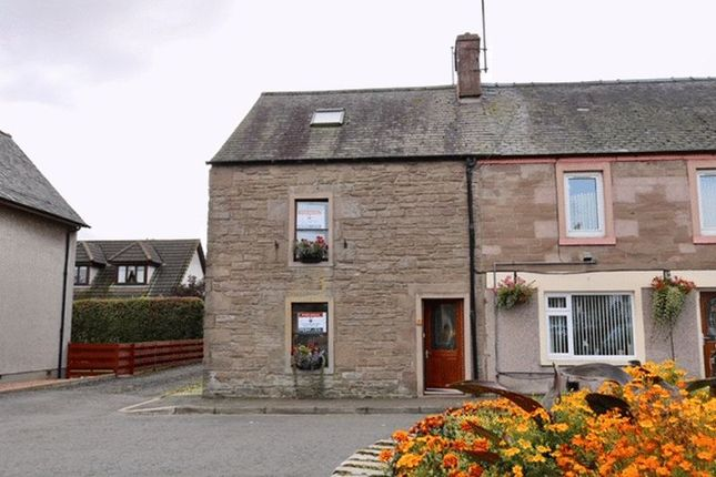 Thumbnail Terraced house for sale in The Square, Letham, Forfar