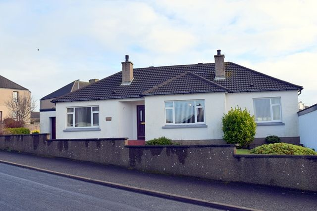 Thumbnail Detached bungalow for sale in 7 Scalesburn, Wick