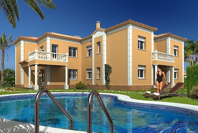 Apartments for sale in Oliva, Valencia (Province ...