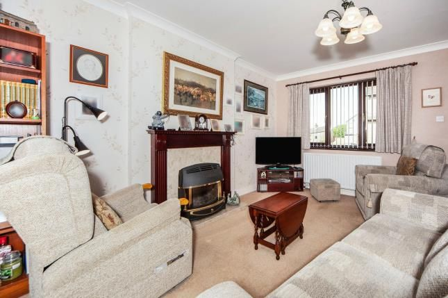Lounge of Primet Heights, Colne, Lancashire BB8