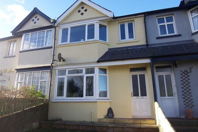 Thumbnail Terraced house for sale in Tycam, Aberystwyth, Dyfed