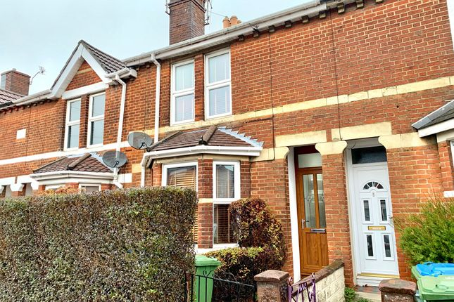 Thumbnail Terraced house for sale in Testwood Road, Freemantle, Southampton