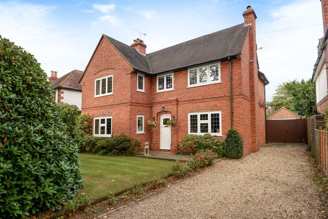 Thumbnail Detached house for sale in All Hallows Road, Caversham, Reading