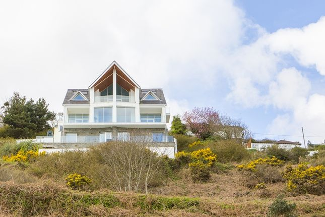 Thumbnail Detached house for sale in Blue Horizon Pinfold Hill, Laxey, Laxey, Isle Of Man