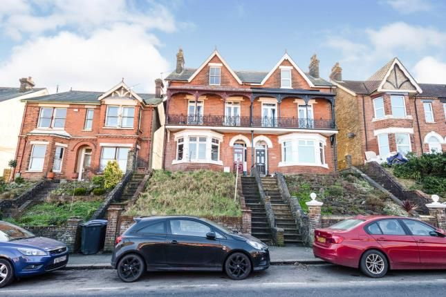 Thumbnail Semi-detached house for sale in Folkestone Road, Dover, Kent