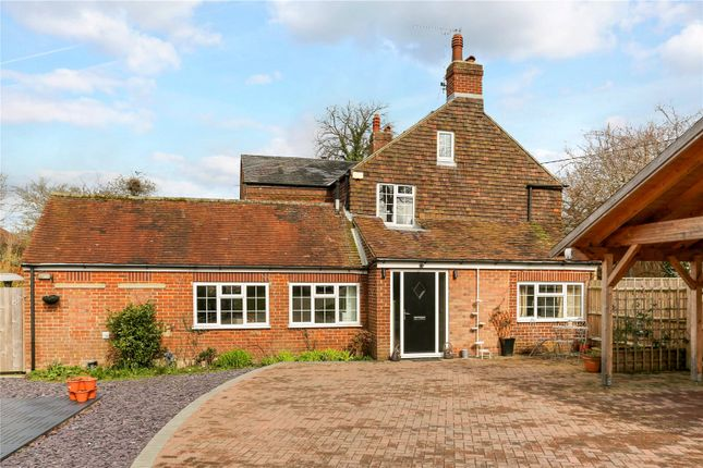 Thumbnail Semi-detached house for sale in Grovelands Cottages, London Road, Burgess Hill, West Sussex