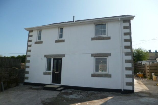 Thumbnail Detached house to rent in Stannary Road, Stenalees, St. Austell