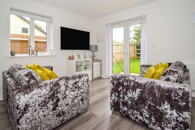 Semi-detached bungalow for sale in Marsh Drive, Husbands Bosworth, Lutterworth