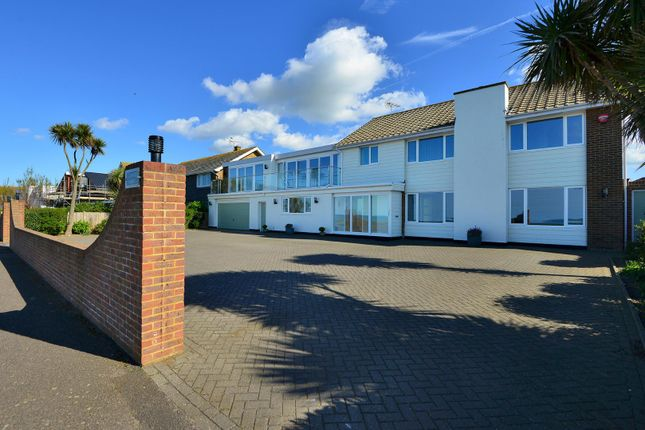 Thumbnail Detached house for sale in Cliff Road, Birchington