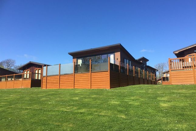 Thumbnail Mobile/park home for sale in Holiday Park - Anglesey, Plas Coch Holiday Homes, Llanedwen