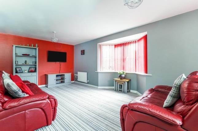 Living Room of Boxtree Avenue, Hucknall, Nottingham, Nottinghamshire NG15