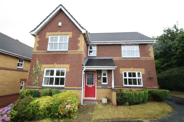 Thumbnail Detached house to rent in Fireclay Drive, St. Georges, Telford