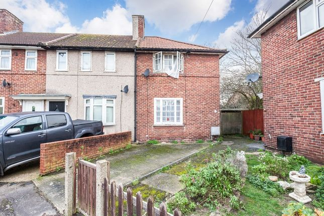 2 bed semi-detached house for sale in Neville Gardens, Becontree, Dagenham RM8