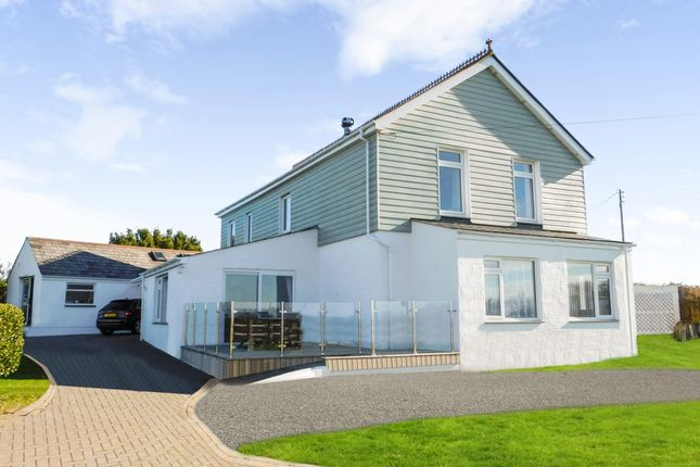 Thumbnail Detached house for sale in St. Erth Hill, St. Erth, Hayle