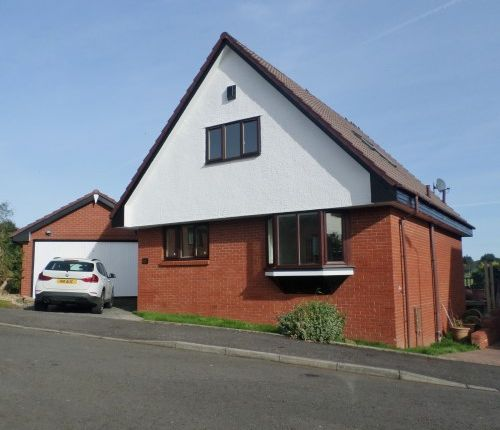 Thumbnail Detached house for sale in George Allan Place, Strathaven