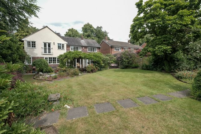 Thumbnail Detached house for sale in Whitbarrow Road, Lymm