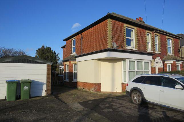 Thumbnail Flat to rent in Deacon Road, Southampton