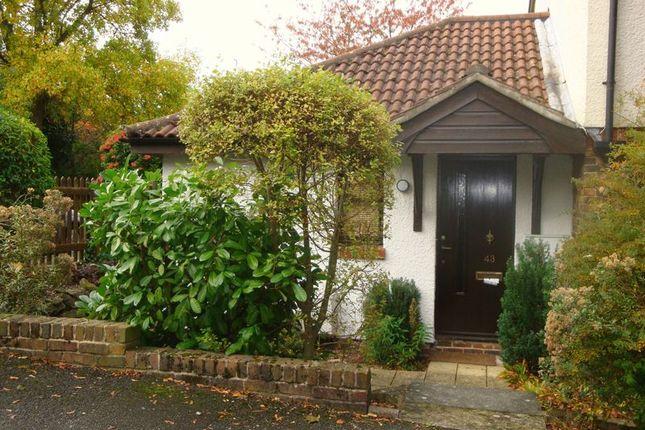 Thumbnail Studio for sale in Chancellor Gardens, South Croydon