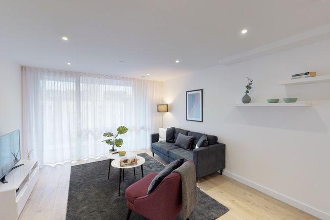 Livingroom of Forrester Way, London E15
