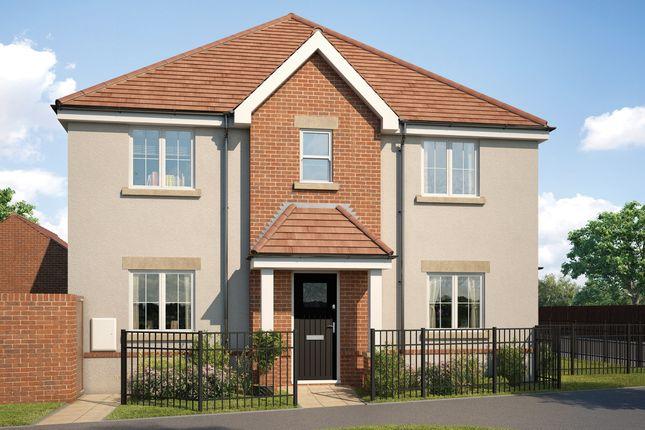 New Build Homes In Binfield
