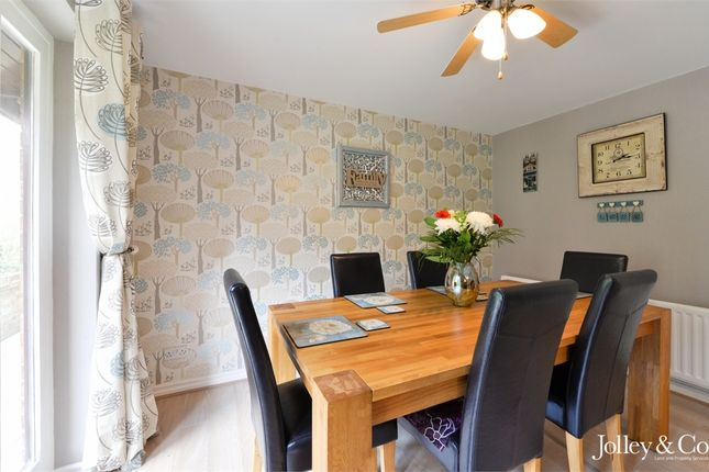 4 bedroom detached house for sale in 1 The Risings, New Mills, High Peak, Derbyshire