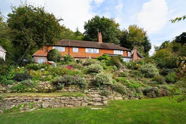 Thumbnail Property for sale in Froghole Lane, Crockham Hill, Kent
