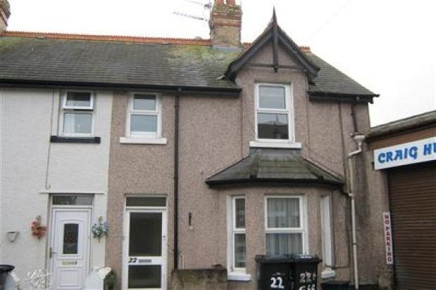 Thumbnail Flat to rent in Grove Road, Colwyn Bay