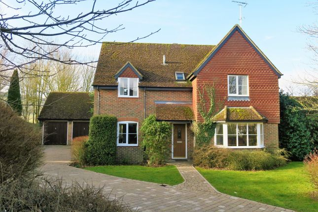 Thumbnail Detached house for sale in The Downs, Aldbourne