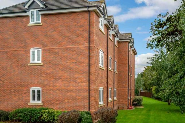 Thumbnail Flat for sale in Drake Close, Shrewsbury