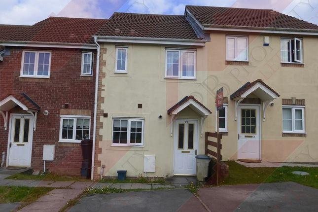 Thumbnail Terraced house to rent in Ffordd Melyn Mair, Llansamlet, Swansea