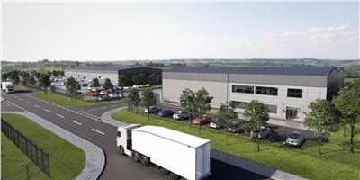 Thumbnail Light industrial for sale in Phase 3, South Kirkby Businesspark, South Kirkby, Pontefract, West Yorkshire