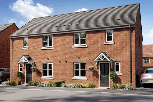 """Thumbnail Detached house for sale in """"The Elliot"""" at Village Street, Runcorn"""