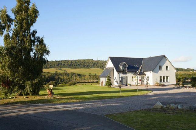 Thumbnail Detached house for sale in Rafford, Forres