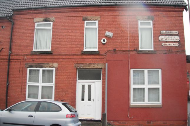 Thumbnail Duplex to rent in Walsingham Road, Wallasey