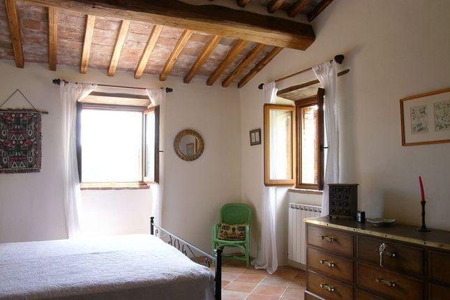 Bedroom of Vista Niccone, Niccone Valley, Umbria