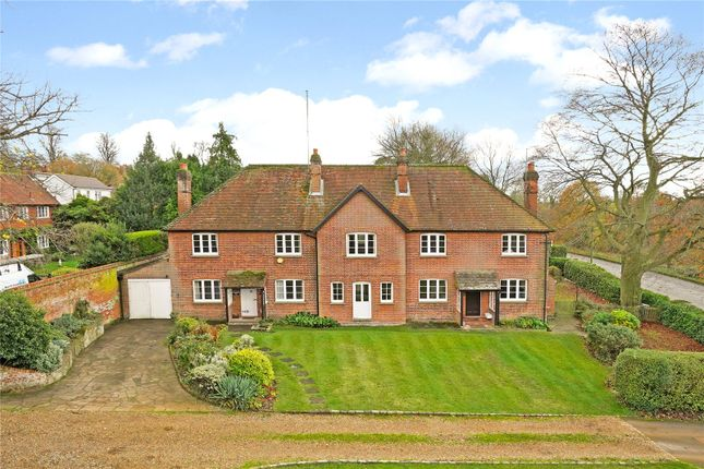 Thumbnail Equestrian property for sale in Amersham Road, Chalfont St. Giles, Buckinghamshire