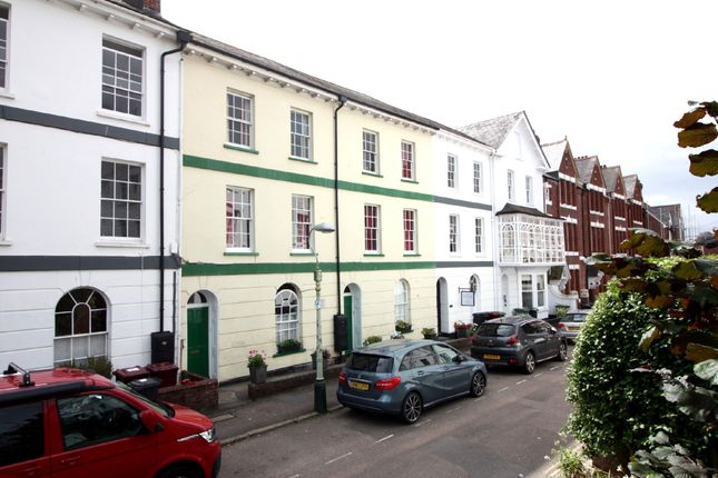 Thumbnail Terraced house for sale in Richmond Road, Exeter