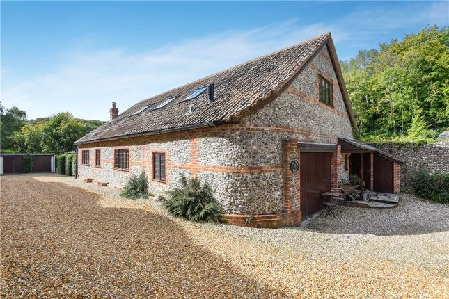 Thumbnail Detached house to rent in The Maltings, Milton Abbas, Blandford Forum