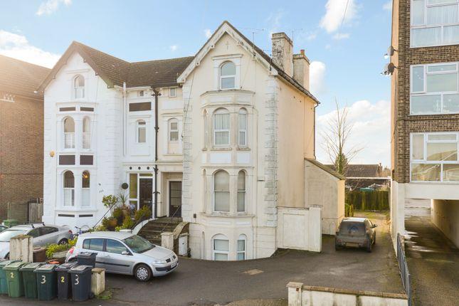 Thumbnail Flat for sale in Hythe Road, Willesborough, Ashford