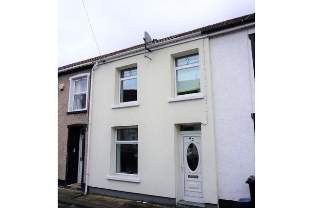 Thumbnail Terraced house for sale in Hamilton Street, Pentrebach