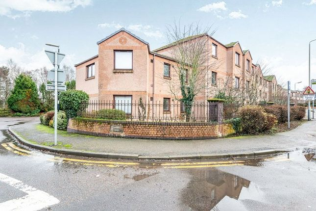 Thumbnail 2 bed flat for sale in Cambrai Court Station Road, Dingwall