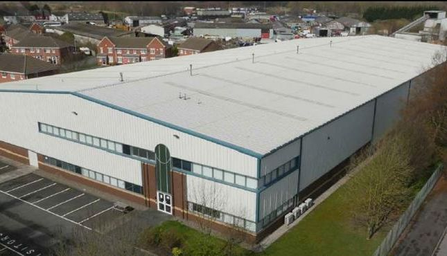Thumbnail Light industrial to let in Foundry Point, Halebank Industrial Estate, Foundry Lane, Widnes, Cheshire