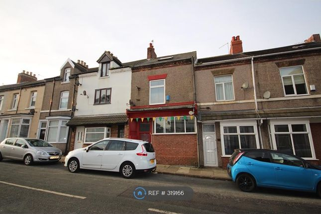 Thumbnail Terraced house to rent in High Street, Boosbeck
