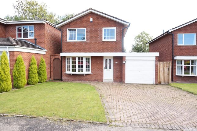 Thumbnail Detached house to rent in Leander Gardens, Birmingham