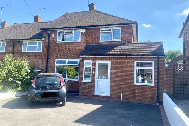 Thumbnail Semi-detached house for sale in Chorley Wood Crescent, Orpington
