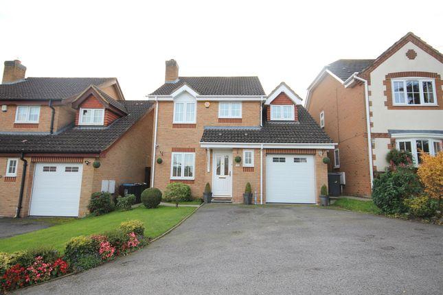 Thumbnail Detached house for sale in Betjeman Way, Hemel Hempstead