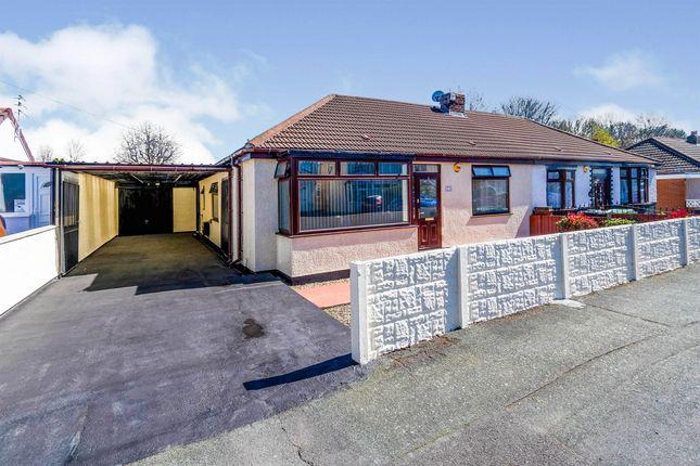2 bed semi-detached bungalow for sale in Hadley Road, Bilston WV14