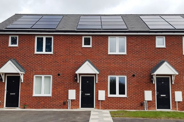 Terraced house for sale in Cawston Rise, Trussell Way, Cawston, Rugby