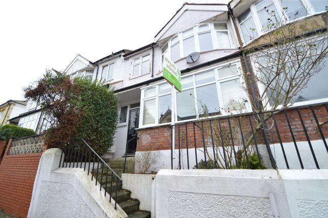 Thumbnail Terraced house to rent in Waldegrave Road, London