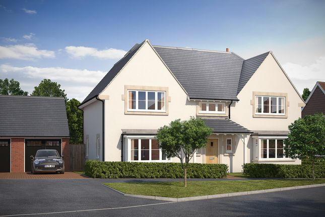 "Thumbnail Property for sale in ""The Tunbridge"" at Blunsdon, Swindon"